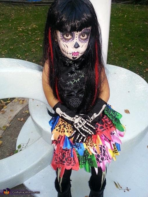 Dias De Los Muertos Costume