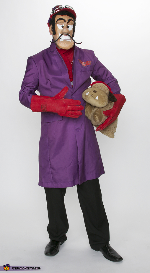 Beautiful YOU READY TO RIDE MUTTLEY?!, Dick Dastardly And Muttley Costume