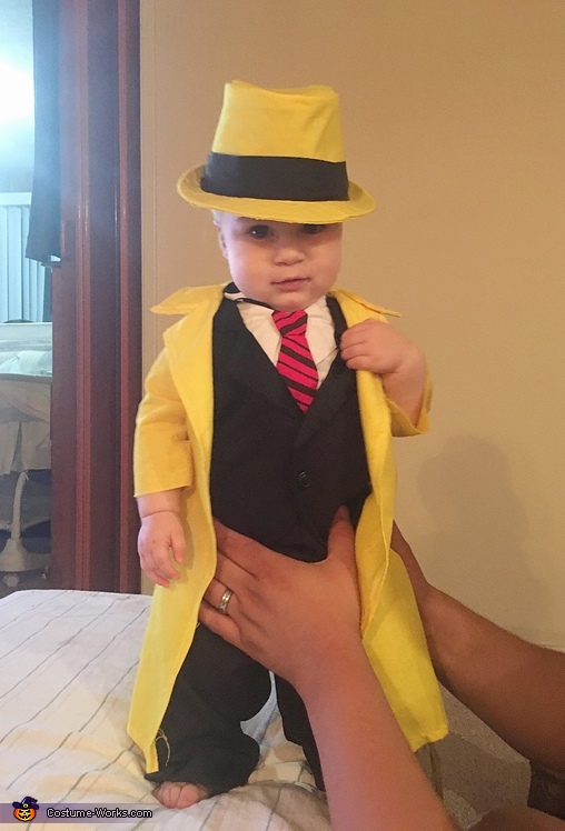 Dick Tracy Costume