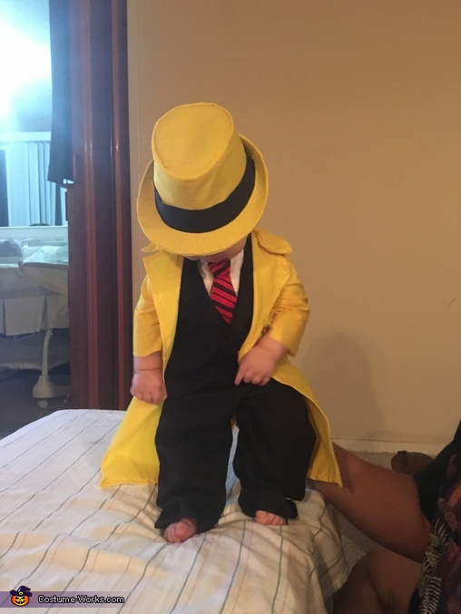 Too cool for school, Dick Tracy Costume