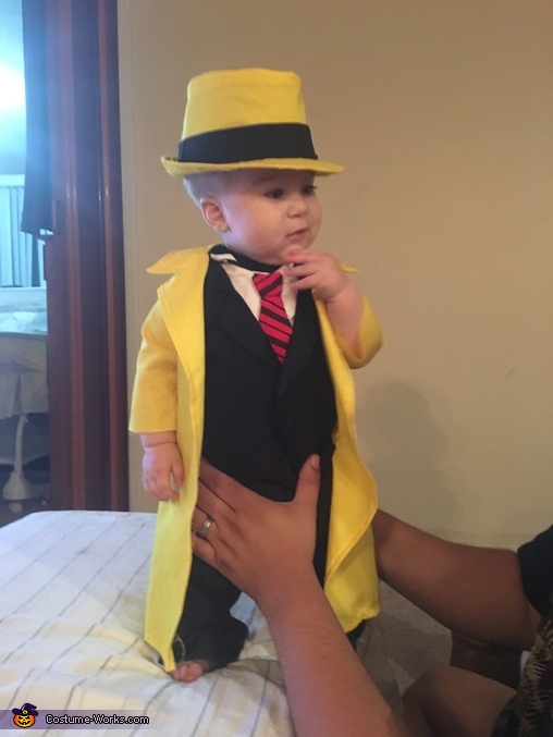 Hmmm, Dick Tracy Costume