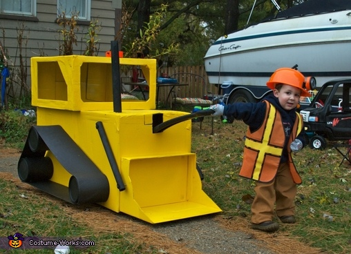 Digger Costume