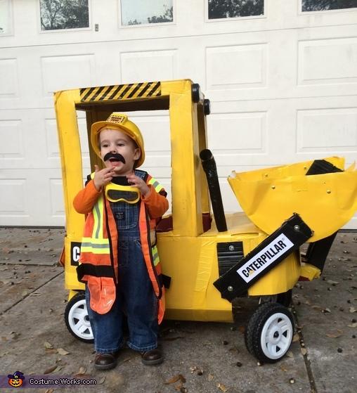 Digger Man Costume