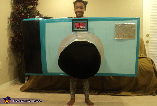 Digital Camera Costume
