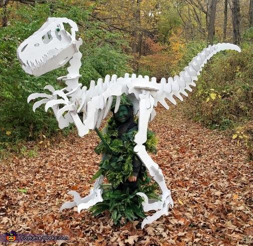"""Dino Bones"" T-Rex Skeleton Costume"