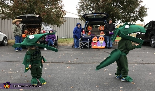 Older 2 kids (Ages 2 & 3), Dinosaur Train Characters Costume