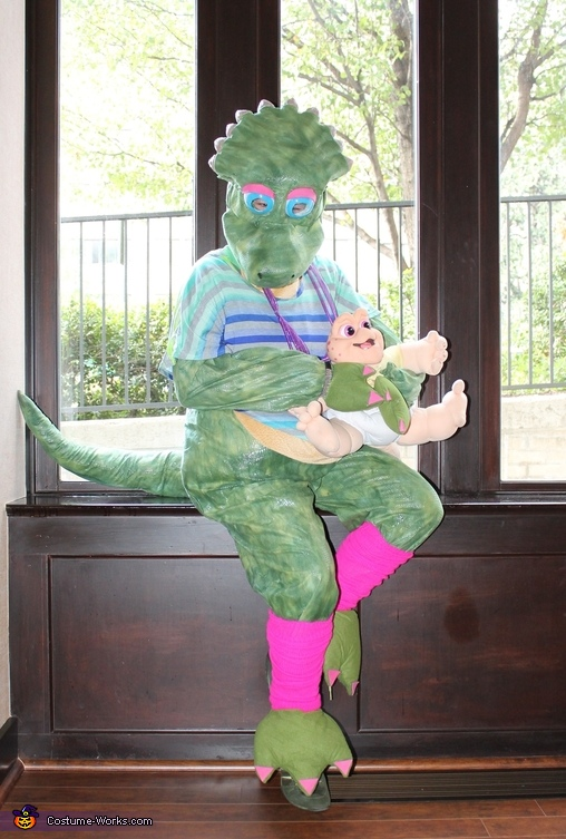 Dinosaurs Charlene Sinclair Costume