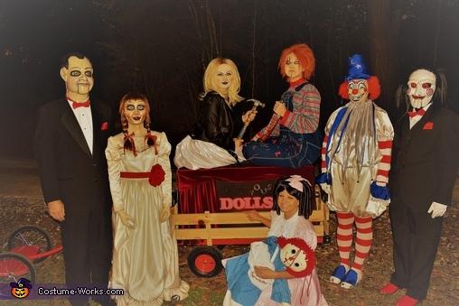 Disastrous Dolls Costume