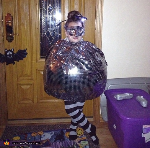 Disco Ball Costume
