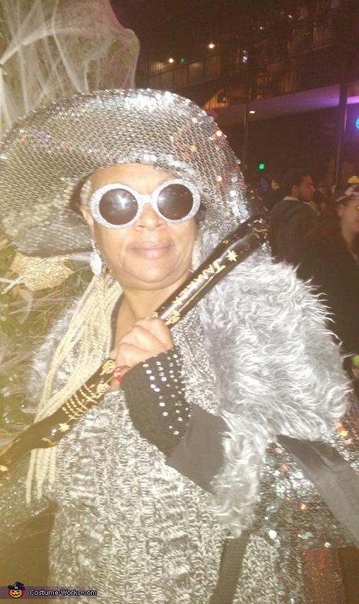 Disco Boss Costume