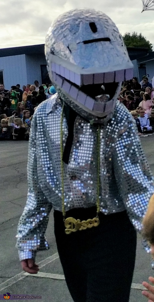 Plants vs. Zombies Disco Chomper Costume