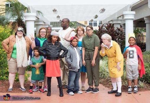 Disney Recess Cast Costume