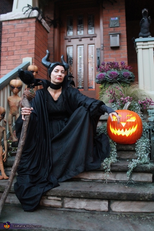 Where are all the Beasties, Disney Villains - The Evil Queen and Maleficent Costume