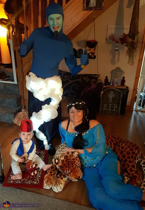 Disney S Aladdin Family Costume