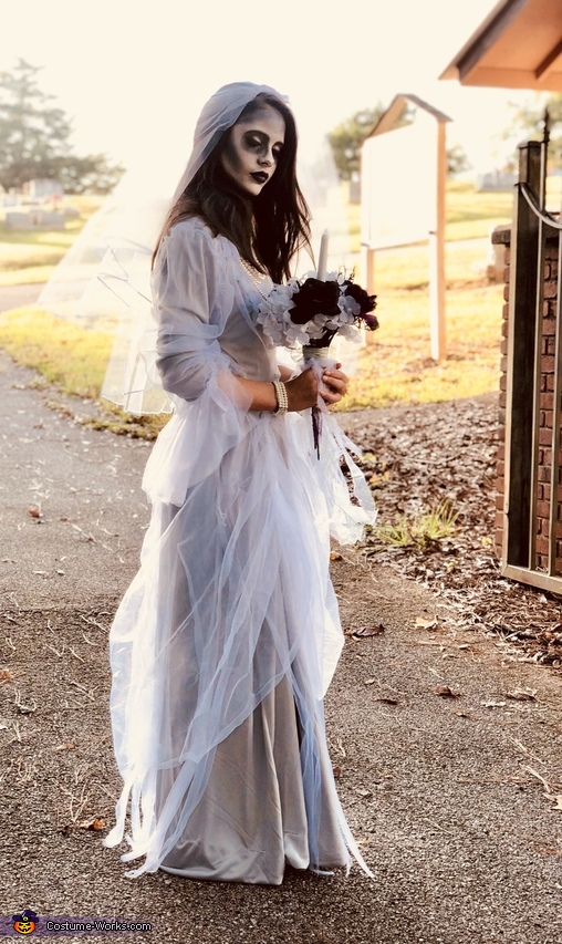 Disney's Haunted Mansion Bride Costume