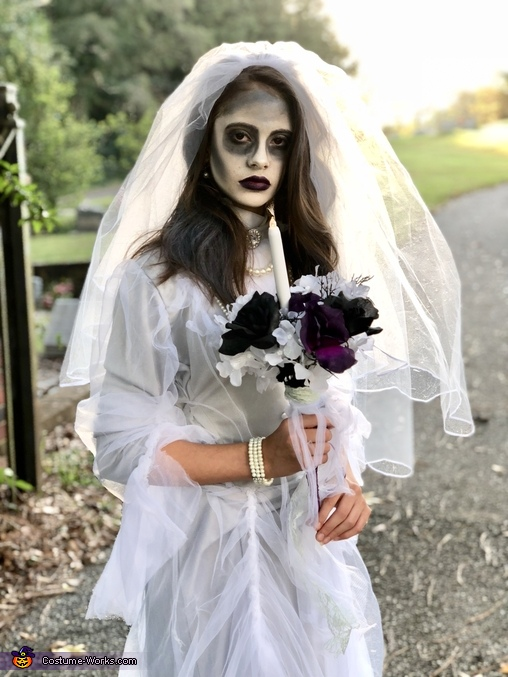 Disney's Haunted Mansion Bride, Disney's Haunted Mansion Bride Costume