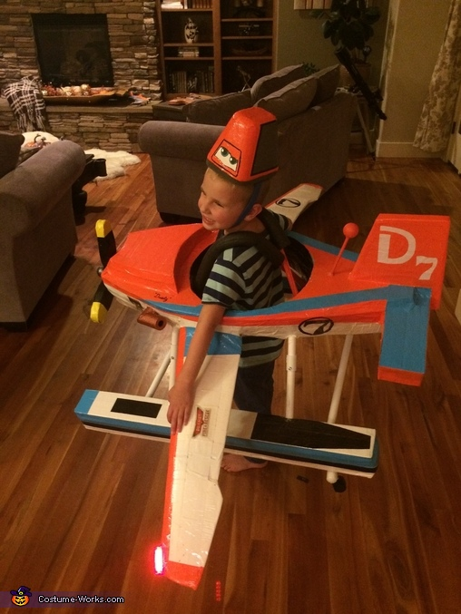 Disney's Planes Dusty Crophopper Costume