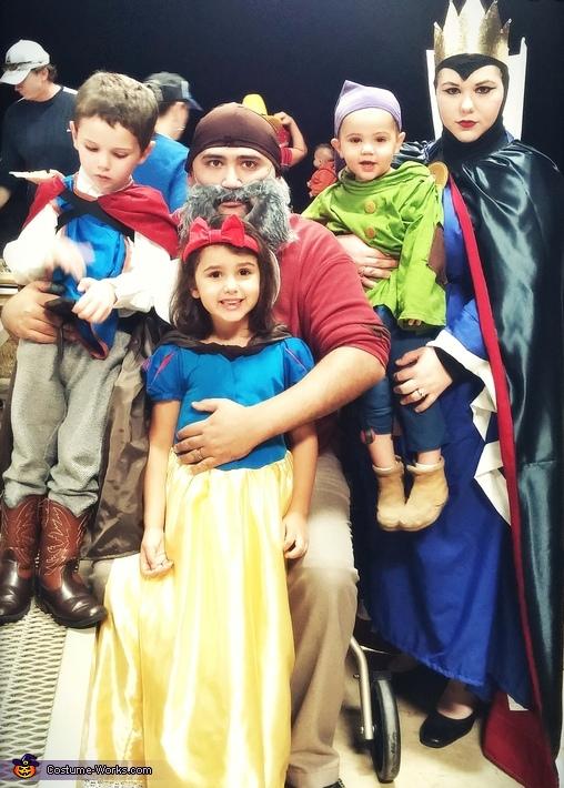 Disney's Snow White Costume