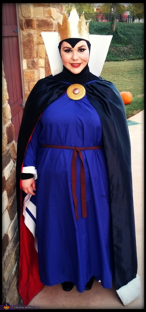 Disney's Snow White Homemade Costume