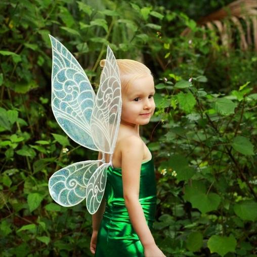 Raelyn Bree as Disney's Tinkerbell, Disney's Tinkerbell Costume