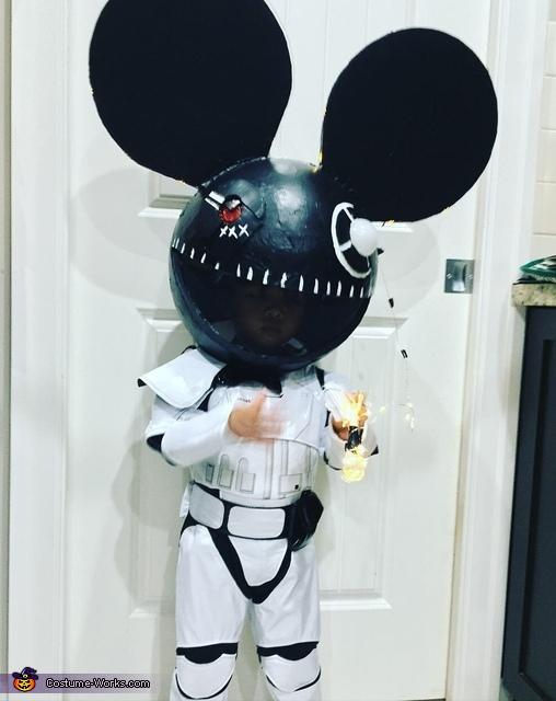 DJ deadmaus Homemade Costume