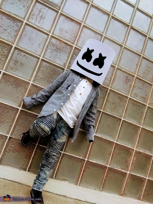 Style, DJ Marshmello Costume