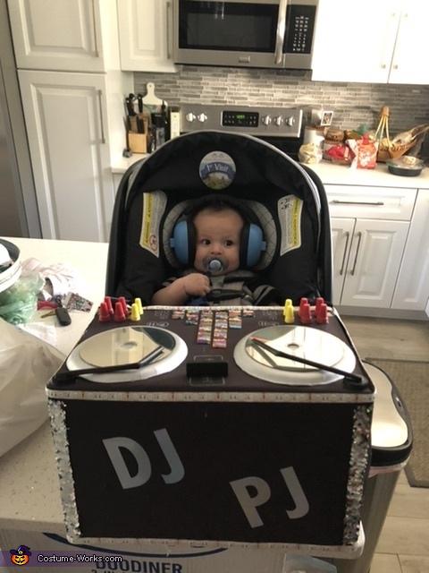 DJ PJ Costume