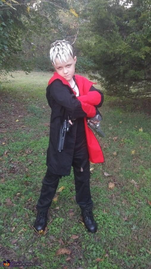 DMC Dante Homemade Costume