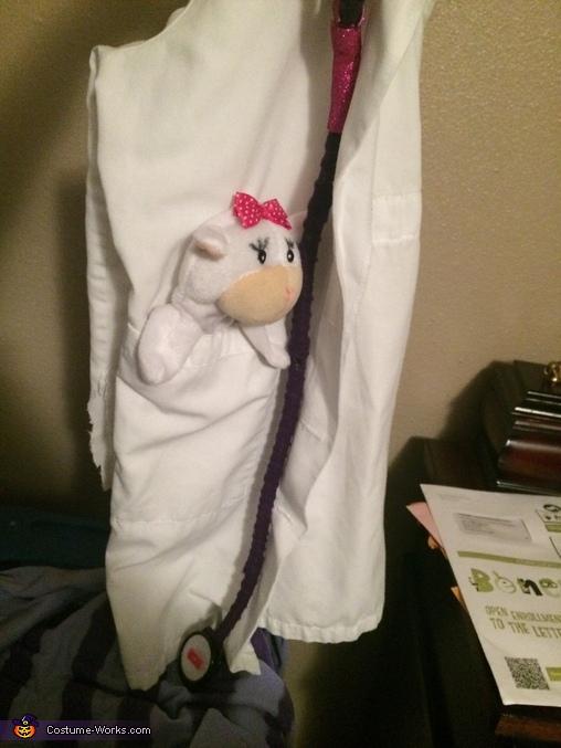 Jacket, Doc McStuffin Costume