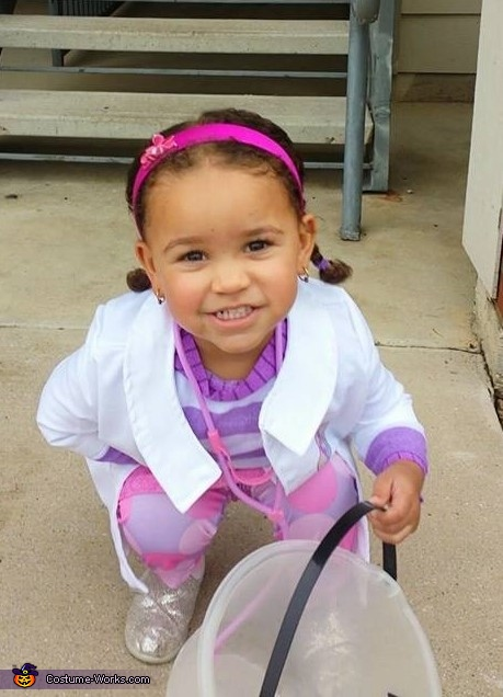 Perfect Doc McStuffins, Doc McStuffins Costume