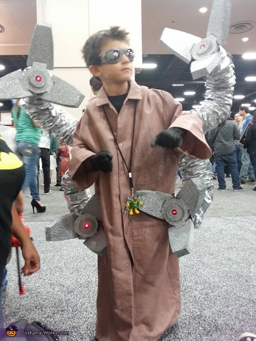 Doc Ock Costume