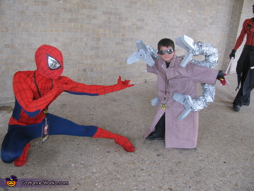 Doc Ock vs. Spidey, Doc Ock Costume