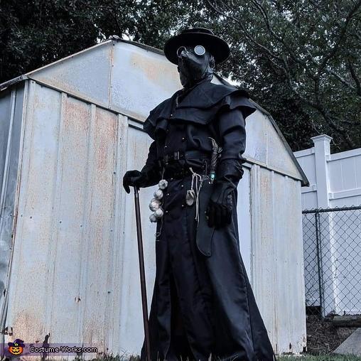 Doctor Blackheart Costume