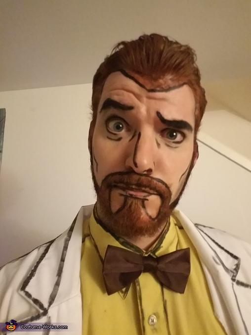 Doctor Krieger Costume