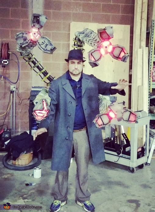 Doctor Octopus Costume
