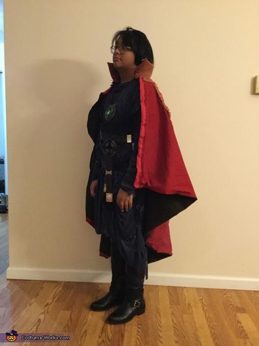 Doctor Strange Homemade Costume