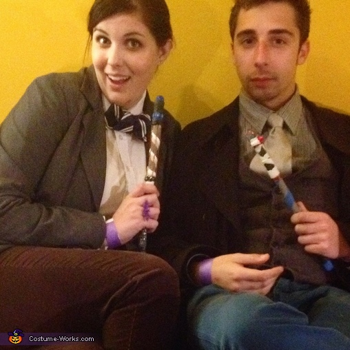 Geronimo!! , Doctor Who Couples Costume