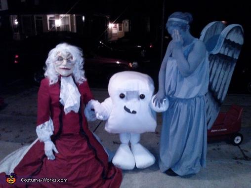 Doctor Who Alien Family Costume
