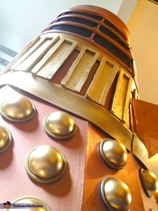 Who says they have no concept of elegance?, Doctor Who Dalek Costume