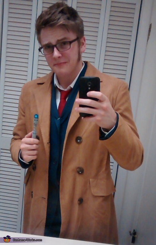 Doctor Who the 10th Doctor Costume