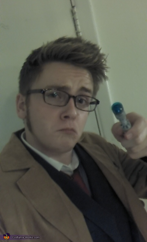 I'll sonic you!, Doctor Who the 10th Doctor Costume