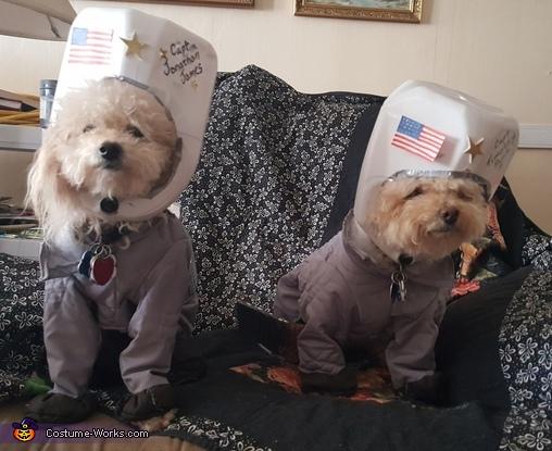 Astronauts Costume