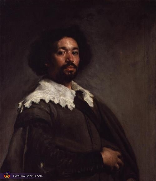 Diego Velasquez' self portrait, which also inspired Don Vincente, Don Vincenzo and Don Vincente Costume