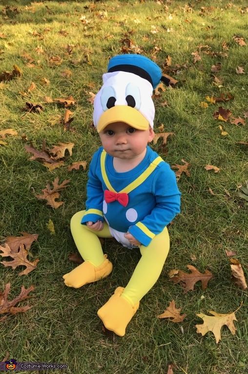 Donald Duck Costume