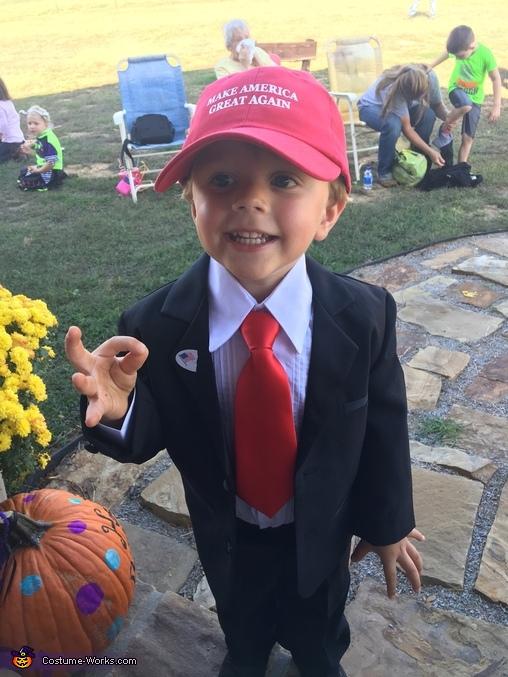 Donald Trump Costume