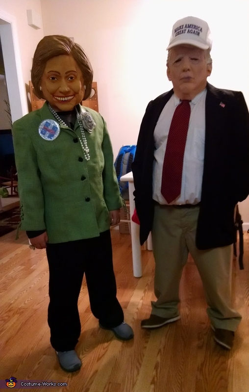 2016 Presidential Elections Costume