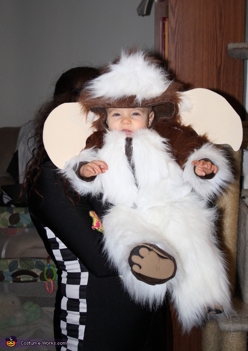 Don't feed Gremlins after midnight.., GIZMO Costume