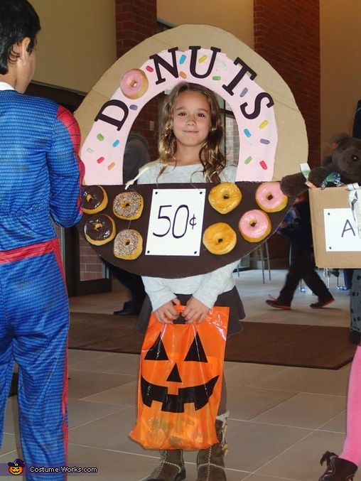 Donut Shop Costume