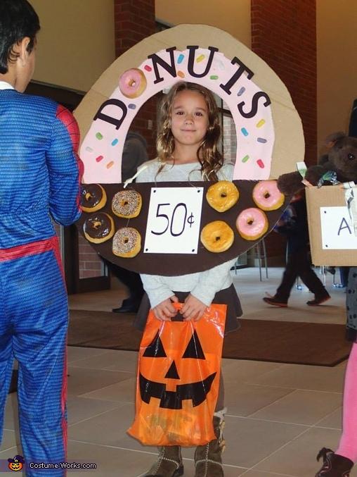 Donut Shop Costume