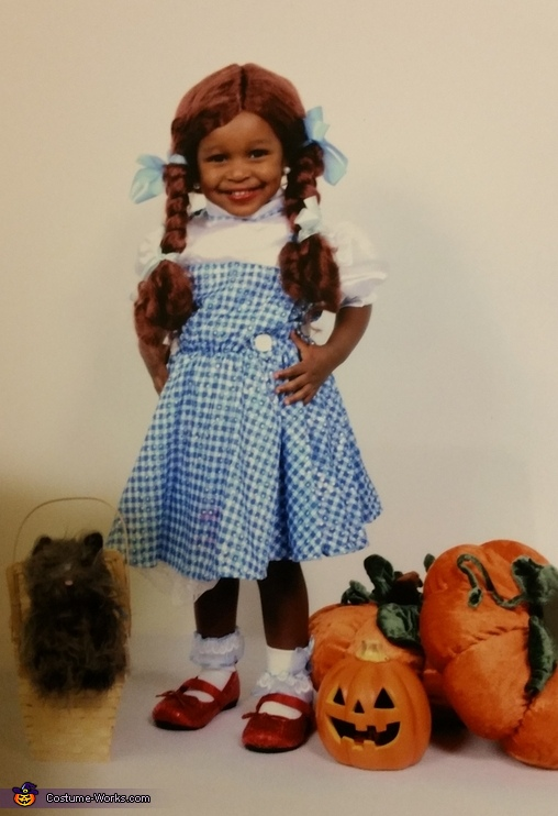 Girl's Dorothy Halloween Costume